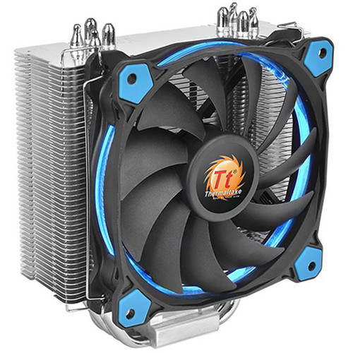 Thermaltake Riing Silent 12 CPU Cooler (Blue LED)