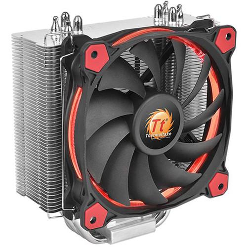 Thermaltake Riing Silent 12 CPU Cooler (Red LED)