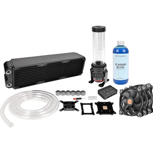 Thermaltake Pacific RL360 PC Water-Cooling Kit