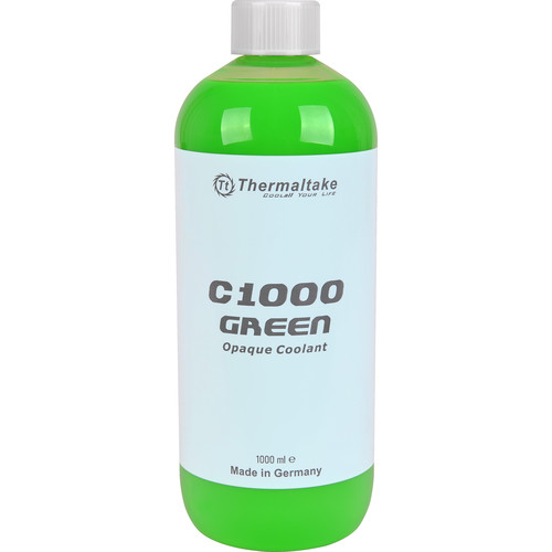 Thermaltake C1000 Opaque Coolant (Green)