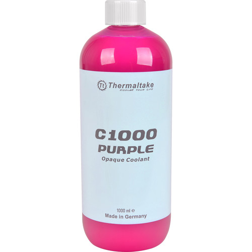 Thermaltake C1000 Opaque Coolant (Purple)