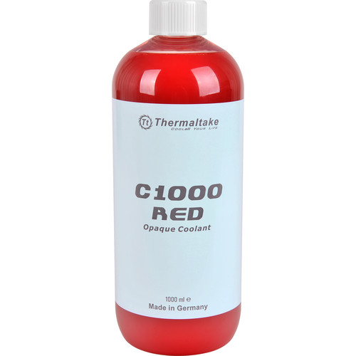 Thermaltake C1000 Opaque Coolant (Red)