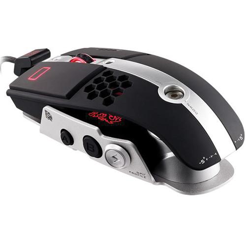 Thermaltake Tt eSPORTS Level 10 M Wired Gaming Mouse (Diamond Black)