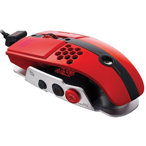Thermaltake Level 10 M Gaming Mouse (Blazing Red)