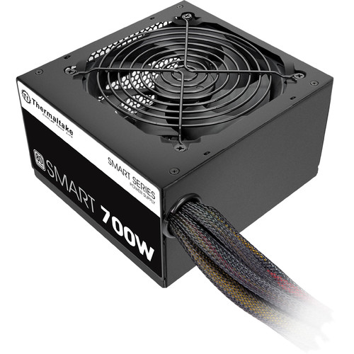 Thermaltake Smart Active-PFC 80 PLUS Power Supply (700W)
