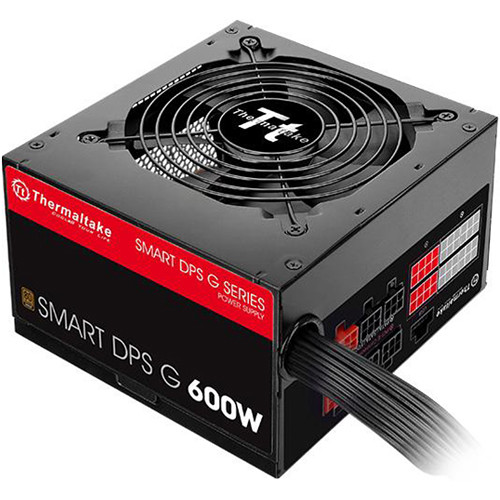 Thermaltake Smart DPS G 600W 80 Plus Bronze Semi-Modular Power Supply