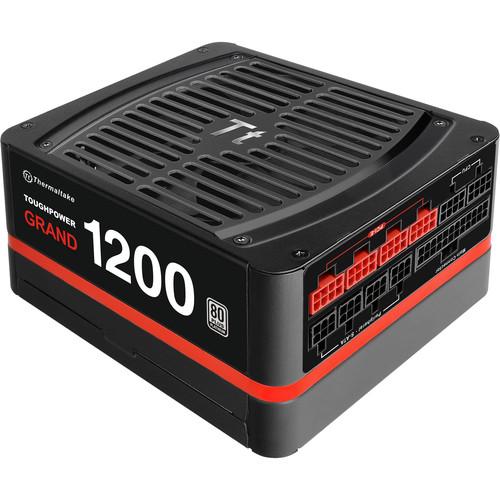 Thermaltake Toughpower Grand 1200W 80 Plus Platinum Modular Power Supply
