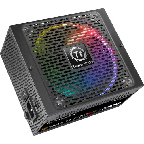 Thermaltake Smart Pro RGB Bronze Series Fully Modular Power Supply (750W)