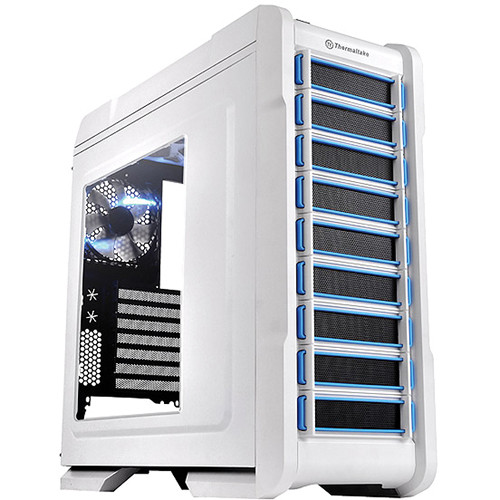 Thermaltake Chaser A31 Mid-Tower Case (Snow White)