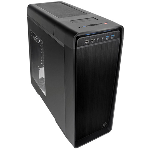 Thermaltake Urban S41 Mid-Tower Window Chassis (Black)