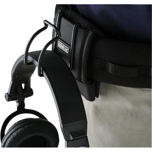 Think Tank Photo Headphone Hook with Speed Belt Adapter