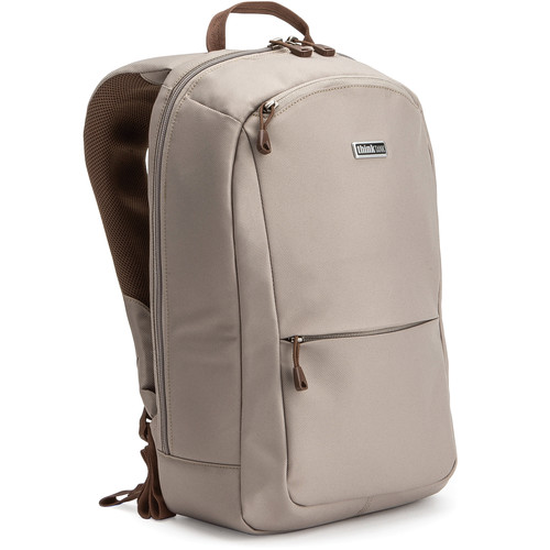 Think Tank Photo Perception Tablet Backpack (Taupe)