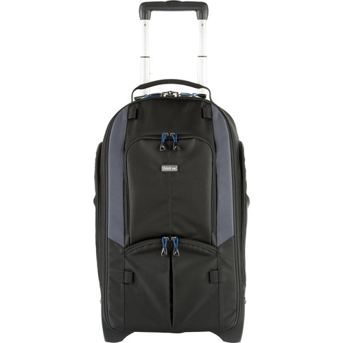 Think Tank Photo StreetWalker Rolling Backpack V2.0 (Black)