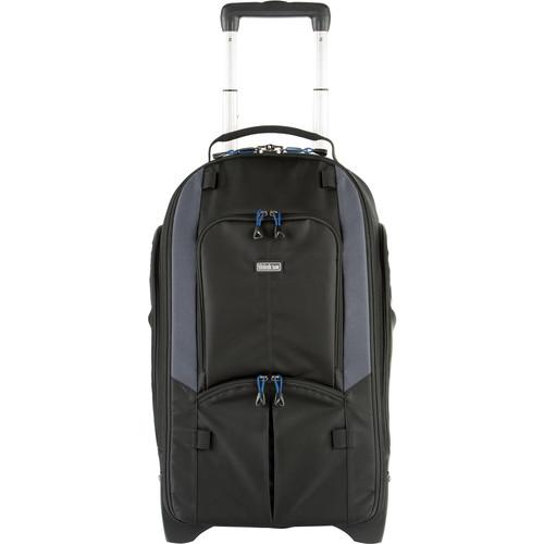 Think Tank Photo StreetWalker Rolling Backpack V2.0 (Black)