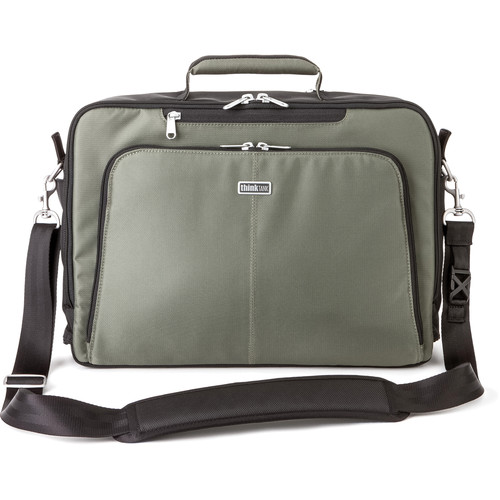 "Think Tank Photo My 2nd Brain Briefcase for 15"" Laptop (Mist Green)"