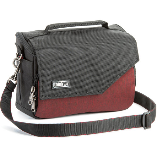 Think Tank Photo Mirrorless Mover 20 Camera Bag (Deep Red)