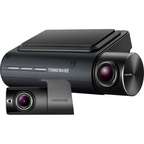 Thinkware Q800PRO Wi-Fi Dash Cam with 32GB microSD Card and Rear View Camera