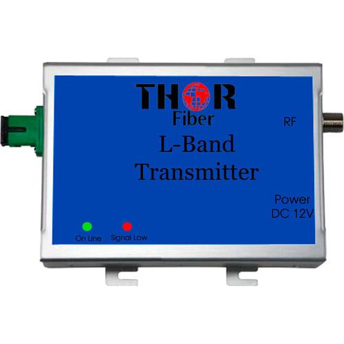Thor Satellite L-Band RF over Fiber Transmitter and Receiver Kit