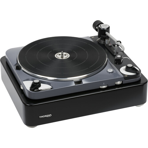THORENS TD 124 DD Two-Speed Stereo Turntable