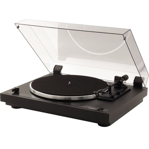 THORENS TD190-2 Fully Automatic Three-Speed Stereo Turntable (Black)