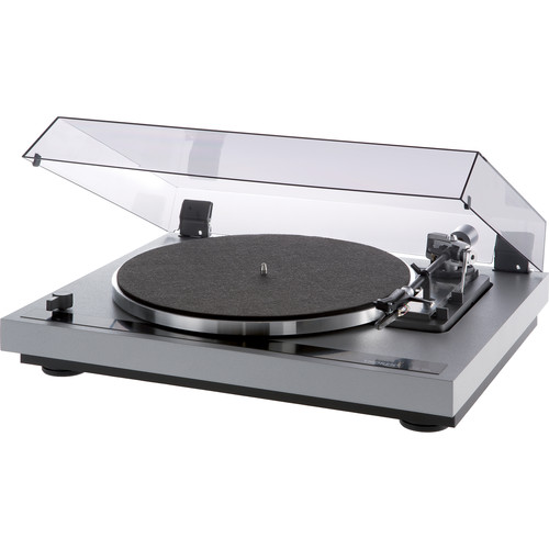 THORENS TD190-2 Fully Automatic Three-Speed Stereo Turntable (Silver)