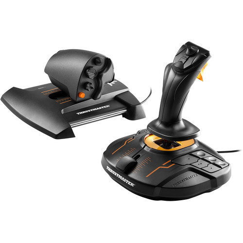 Thrustmaster T.16000M FCS HOTAS Flight Stick and Throttle