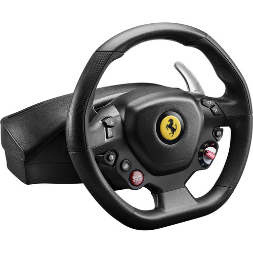 Thrustmaster T80 Racing Wheel (Ferrari 488GTB Edition)