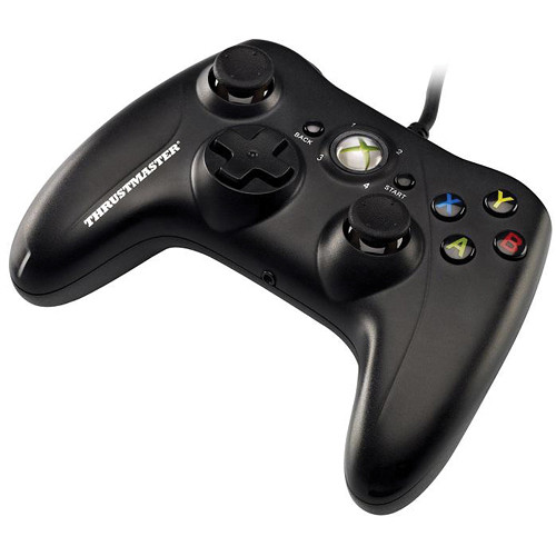Thrustmaster 4460091 GPX Official Controller for Xbox 360 / PC