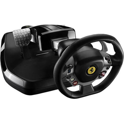 Thrustmaster Ferrari Vibration GT Cockpit 458 Italia Edition Racing Wheel