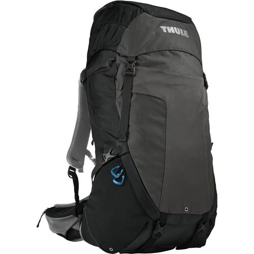 Thule Men's Capstone 50L Hiking Backpack (Black/Dark Shadow)