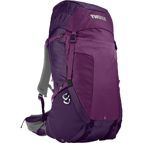 Thule Women's Capstone 50L Hiking Backpack (Crown Jewel/Potion)