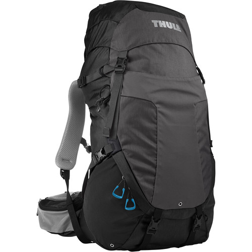 Thule Men's Capstone 40L Day Hiking/Overnight Backpack (Black/Dark Shadow)