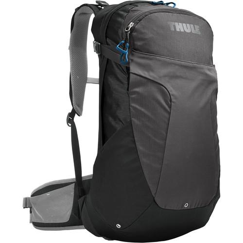 Thule Men's Capstone 22L Day Hiking Backpack (Black/Dark Shadow, Medium/Large Fit)