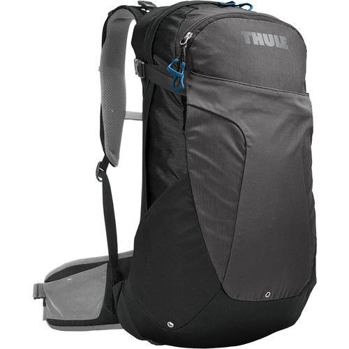 Thule Men's Capstone 22L Day Hiking Backpack (Black/Dark Shadow, Small/Medium Fit)
