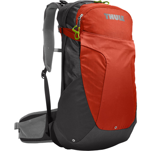 Thule Men's Capstone 22L Day Hiking Backpack (Dark Shadow/Roarange, Small/Medium Fit)