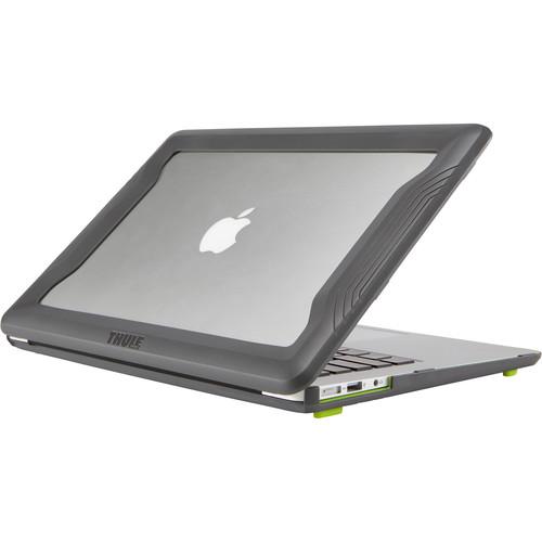 """Thule Vectros Bumper for 11"""" MacBook Air (Dark Shadow/Floro)"""