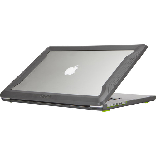 """Thule Vectros 13"""" MacBook Pro Retina Bumper (Dark Shadow/Floro)"""