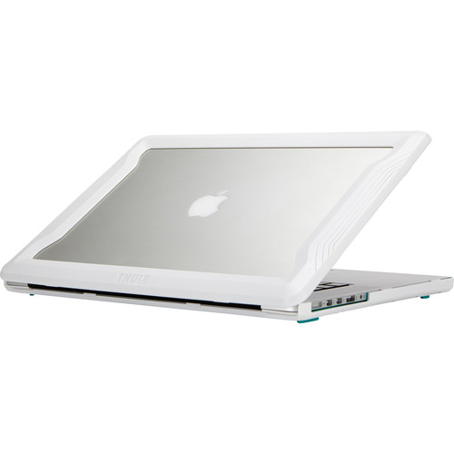 "Thule Vectros Bumper for 13"" MacBook Pro Retina (White/Bluegrass)"