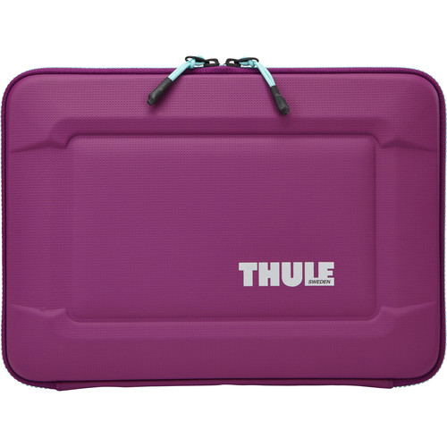 "Thule Gauntlet 3.0 Sleeve for 15"" MacBook Pro Retina (Potion Purple/Aruba Light Blue)"