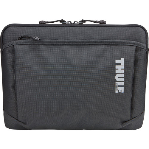 "Thule Thule Subterra Sleeve for 12"" MacBook (Dark Shadow)"