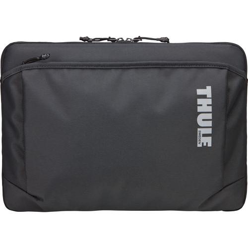 "Thule Subterra Sleeve for 13"" MacBook Air, Pro, and Retina (Dark Shadow)"