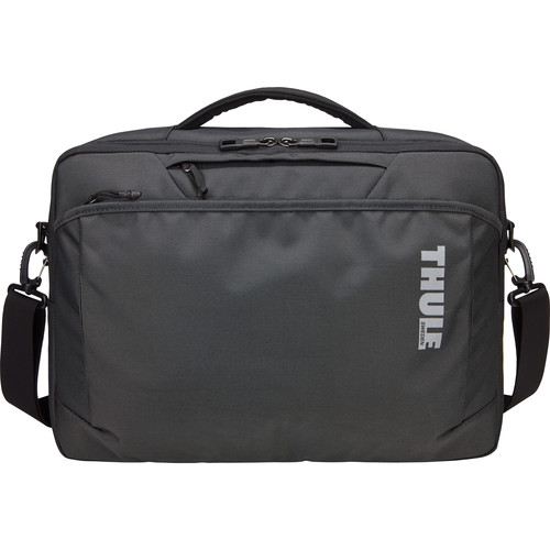 "Thule Subterra Laptop Bag for 15.6"" Laptop and Tablet (Dark Shadow)"