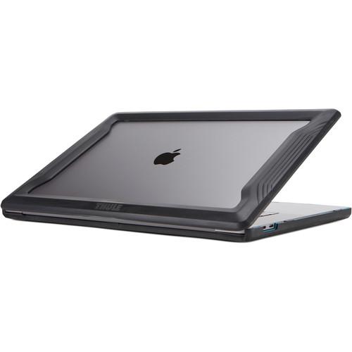 """Thule Vectros 15"""" Macbook Pro Bumper (Black/Blue)"""