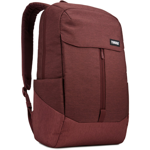 Thule Lithos Backpack 20L (Dark Burgundy)