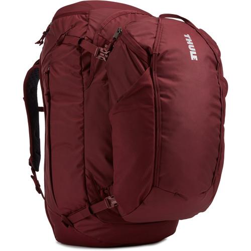 Thule Landmark 70L Women's Backpack (Dark Bordeaux)