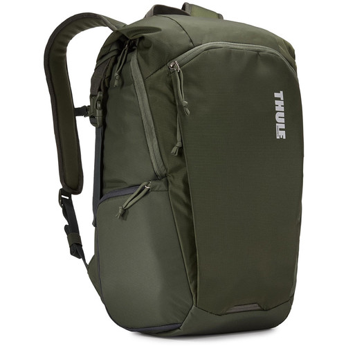 Thule EnRoute Camera Backpack (20L, Dark Forest)