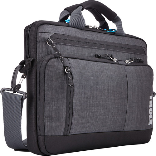 "Thule Stravan Deluxe Attache for 13"" MacBook (Gray)"