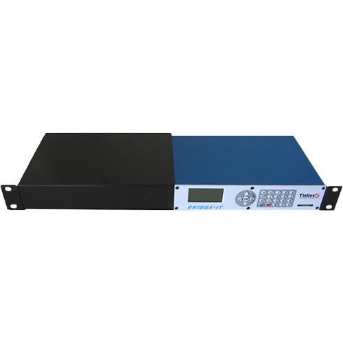 Tieline Rack Frame for Bridge-IT Basic/Pro Codec (1 RU)