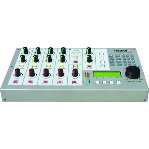 Tieline i-Mix G3 5-Channel IP/POTS Mixer/Codec