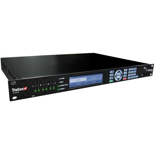 Tieline Genie STL IP Enabled Audio Codec (1 RU)
